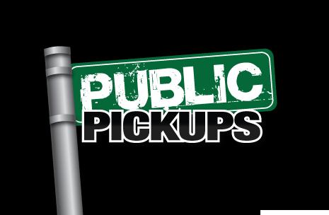 Public Pickups Discount