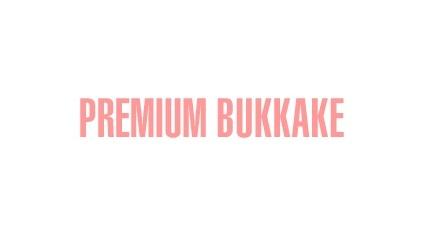 premium-bukkake